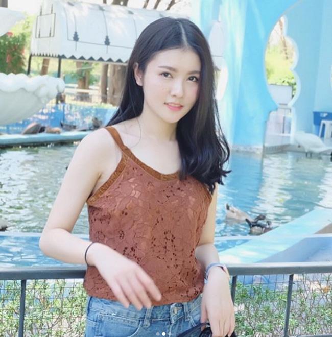 Ngày thường của Hotgirl Thái Lan Maypimm