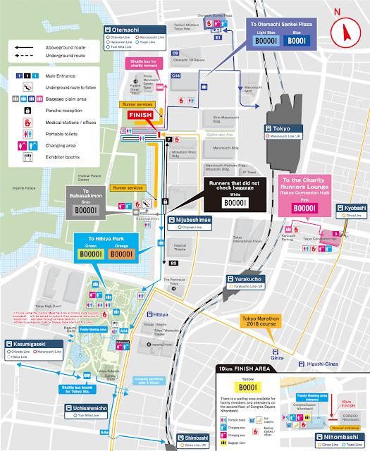 Meta maraton tokyo