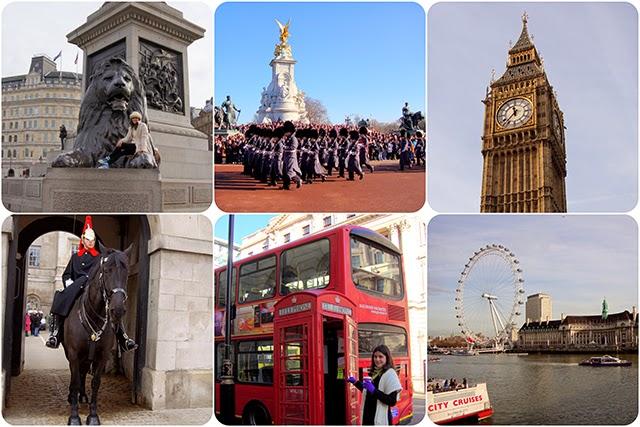 Dica de Viagem : Inglaterra : Londres