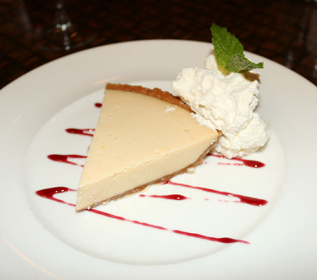 Plantation Restaurant - Key Lime Pie