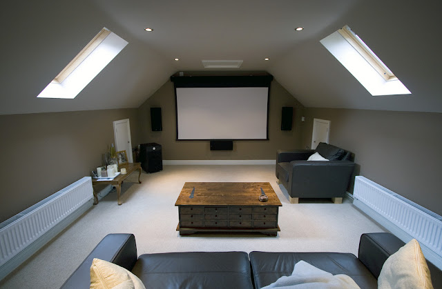 Loft conversions for home decor
