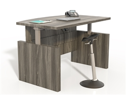 Aberdeen Sit-Stand Desk