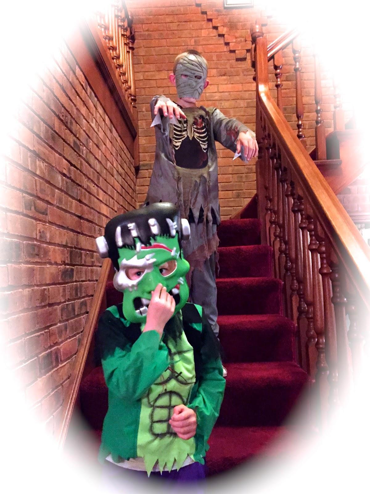 Frankenstein Halloween Costume