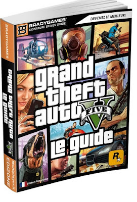 Telecharger Grand Theft Auto 5 guide de stratégie officiel gratuit Français