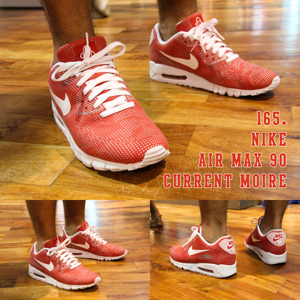 low priced 44655 daa6f Nike Air Max 90 Current Moire -