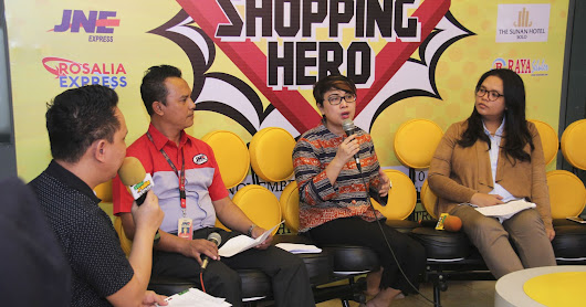 Happy Weekend Shopping Hero, Ajang Kumpul Onlen Shop Se-Solo Raya