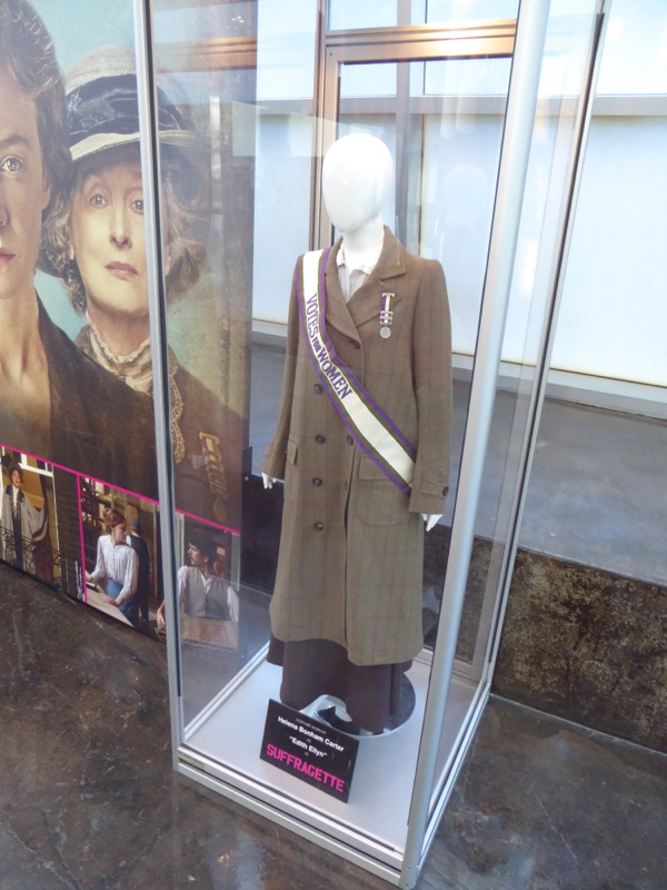 Helena Bonham Carter Suffragette Edith Ellyn costume