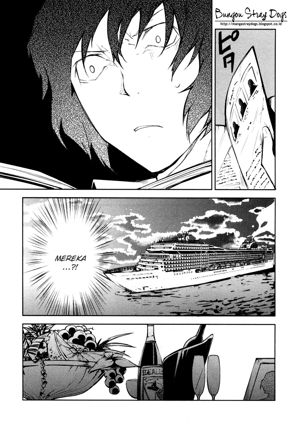 Bungou Stray Dogs Chapter 12-51