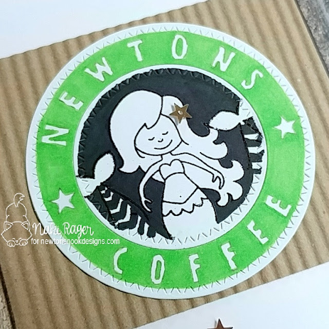Newton's Nook Designs Narly Mermaids & Newton Loves Coffee Sets - Naki Rager
