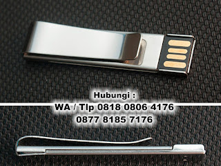Jual Flashdisk Metal Capit - Flashdisk Besi Clip FDMT 16