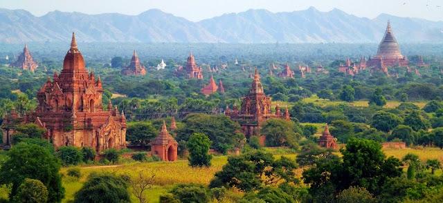 Bagan Nerede? Hakkında Bilgi