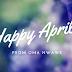 HAPPY APRIL!!