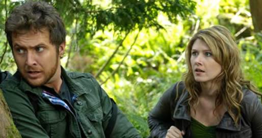 Syfy Movie Doomsday Prophecy Stv Jewel Staite Aj Buckley