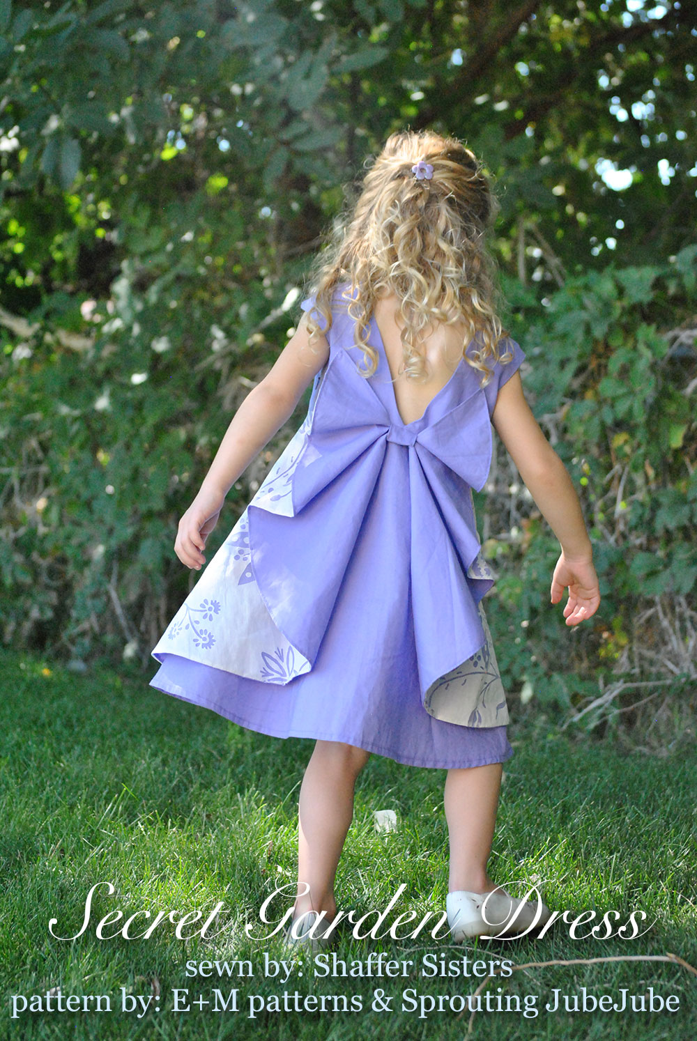 Secret Garden: Secret Garden Dress Pattern Review, Giveaway & Discount