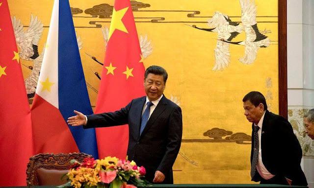 Tổng thống Philippines liên tiếp có những nhượng bộ trước Trung Quốc