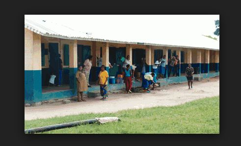 Almost all the ladies awaiting trial in Nigerian Prisons pregnant