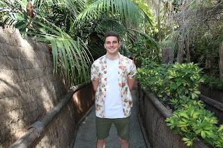 Tenerife, Jungle Park, zoo