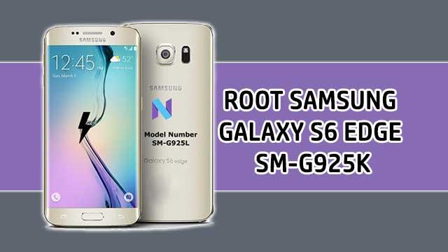 Cómo ROOTEAR Samsung Galaxy S6 Edge SM-G925L