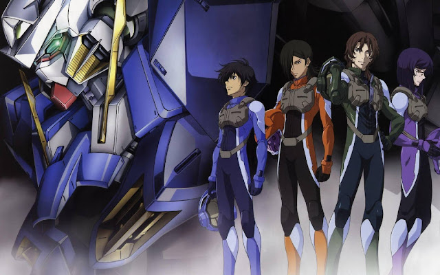 Mobile Suit Gundam 00 Season 1 Batch Subtitle Indonesia