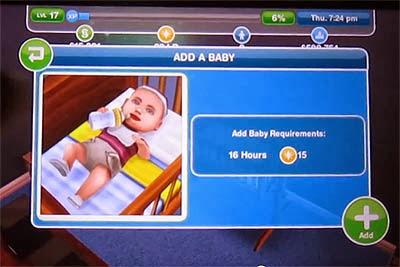 como tener un bebe en los sims free play