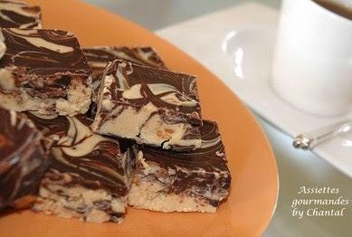 رخامية الشوكولاته ولا أسهل