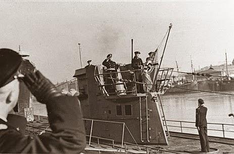 Weird WWII: U-Boat Found Off the Coast of Texas