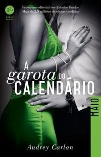 [Resenha] A Garota do Calendário #Maio - Carlan Audrey