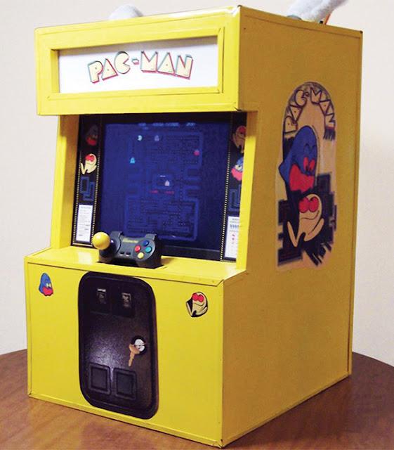 Disfraz jugable de Pac Man
