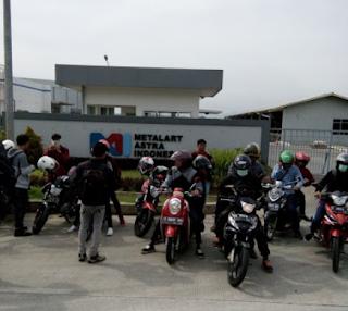 BKK SMK PGR 2 Karawang Untuk PT MetalArt Astra Indonesia