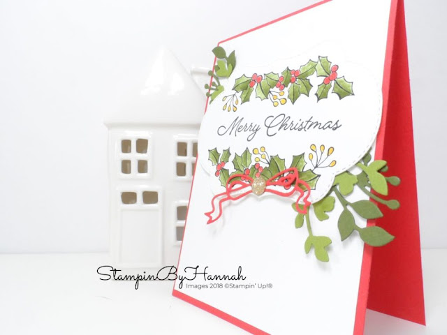 Blended Seasons from Stampin Up