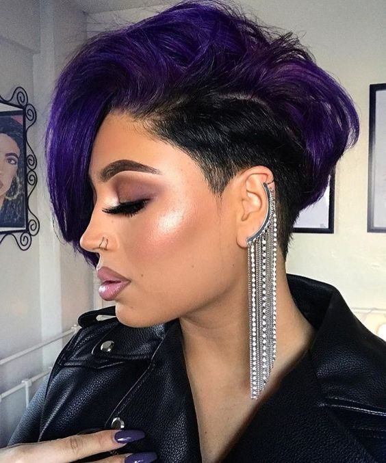 10 Black Girls Hairstyles And Color Ideas For Women In 2018 Hair