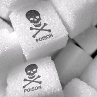ζάχαρη διατροφή κίνδυνος