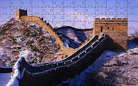 China Great Wall Puzzle