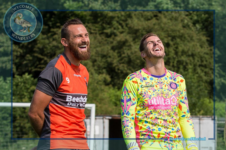 b55e9de0987 Designed To Distract Strikers - Insane Wycombe Wanderers' 17-18 ...