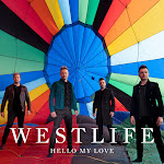 Westlife - Hello My Love - Single Cover