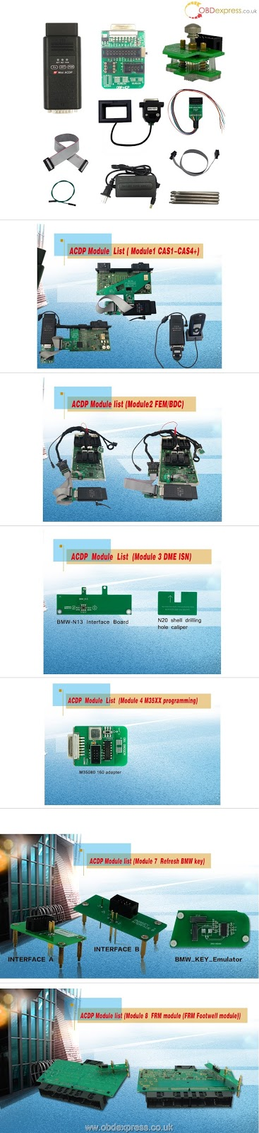 yanhua-acdp-bmw-package