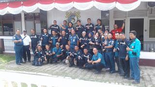 Peserta Diklat Teknis PSC  Kunjungi Pelabuhan Di Batam