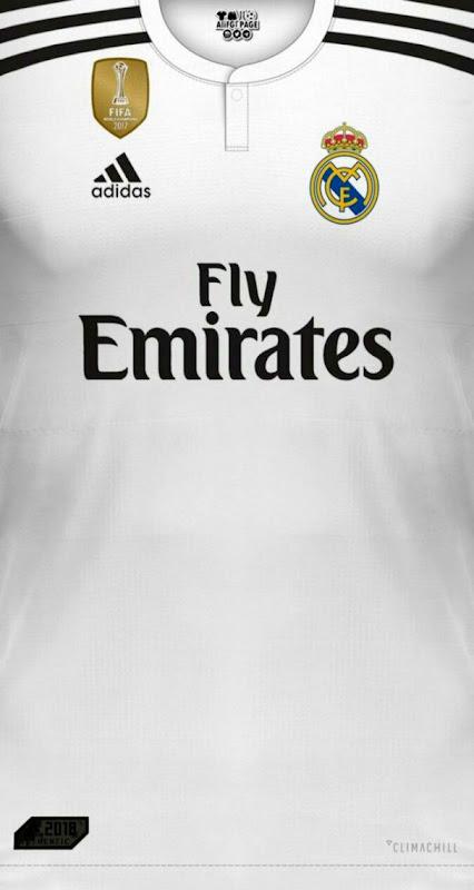 Real Madrid Wear Away Jersey Wallpaper Joss Wallpapers