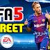 تحميل لعبة كرة قدم فيفا الشوارع 5 FIFA Street بحجم 70 ميجا فقط على محاكي الالعاب PSP للاندرويد