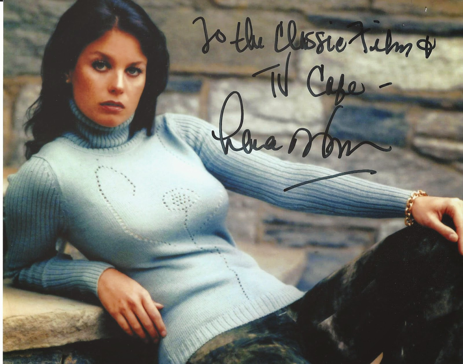 Classic Film and TV Café: An Interview with Lana Wood