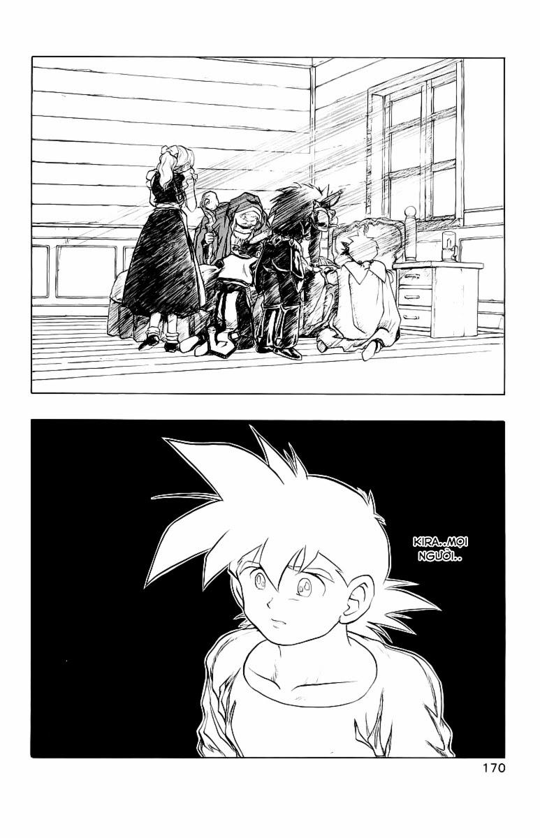 Dragon Quest: Emblem of Roto chap 37 trang 30