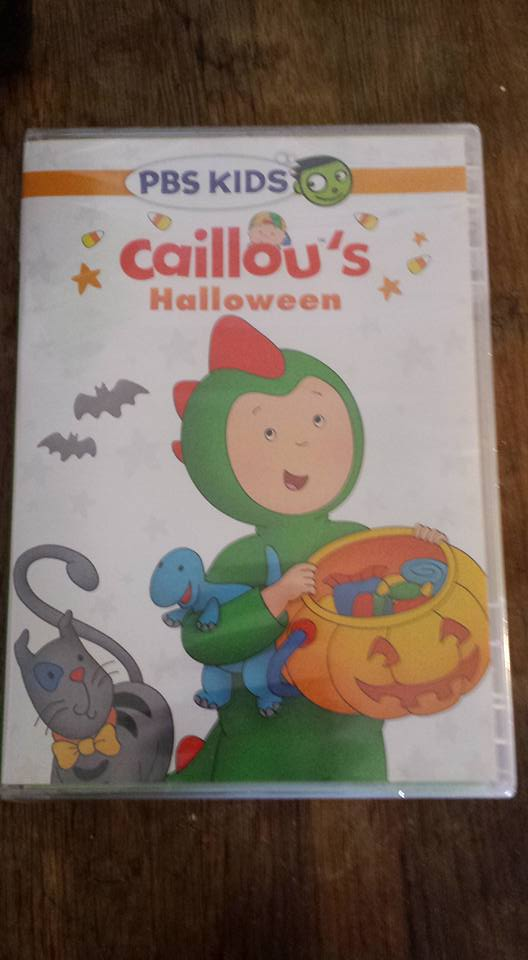 theres so many kids that just love the show caillou and our 17 month old is one of them he has fun watching the dvds that we have and this one will