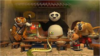 Kung Fu Panda Lendas do Dragão Guerreiro