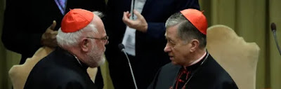 Cupich and Marx