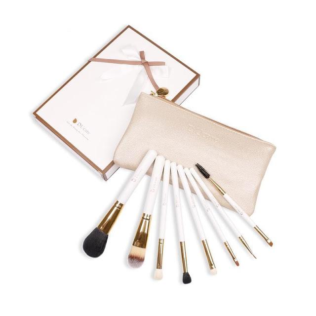 8 Piece: Professional Makeup Brush Kit
