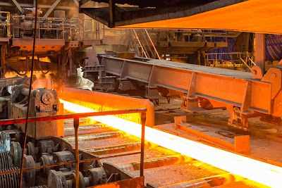 MANUFACTURE OF IRON