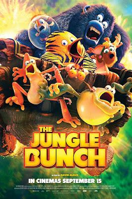Film The Jungle Bunch (2018)