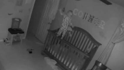 'Possessed' Baby Viral Video Spooks the Internet