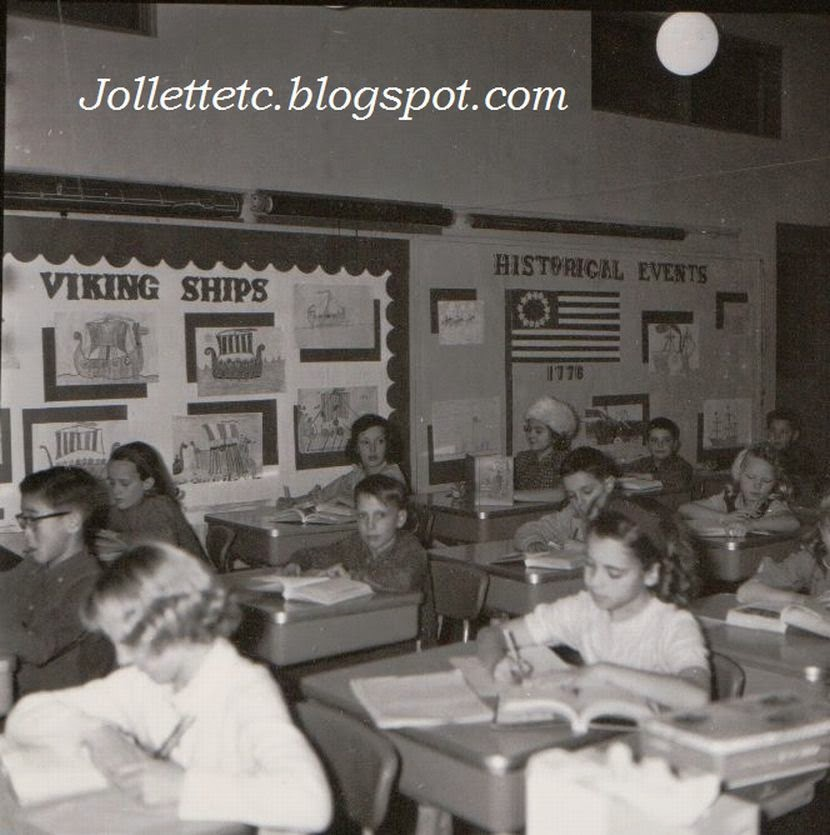 DoDDS Classroom Korea early 1960s  http://jollettetc.blogspot.com