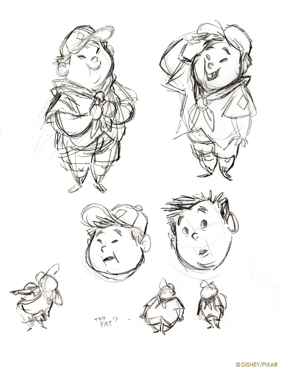 Character Design Sheet Pixar : Living lines library up character design
